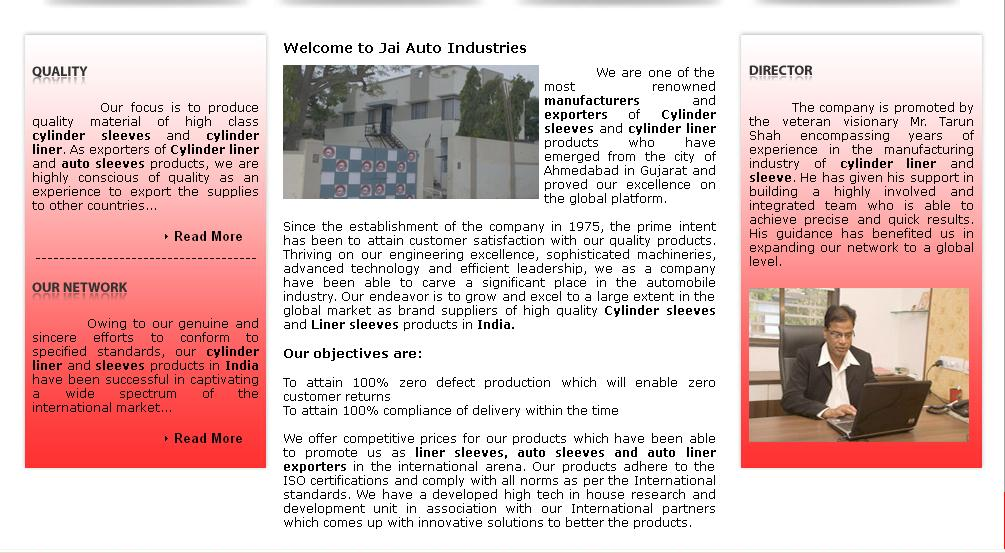 automobile ancillary industry analysis An analysis of the indian auto & auto ancillary industry id: 2597199 report region: india moreover, the indian automobile industry posted revenues of usd x.